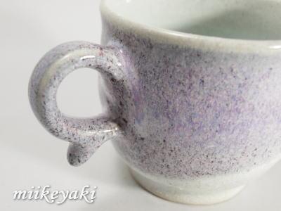 均窯(ピンク系)の器