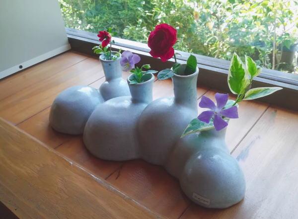 花はな窯びらき~花生け~