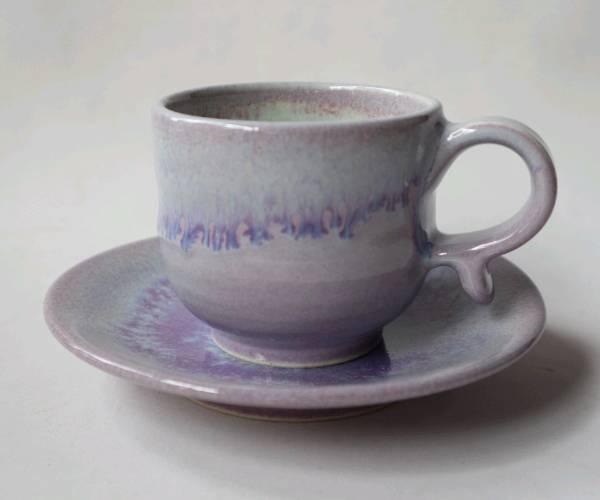 コーヒーカップ&ソーサーです。