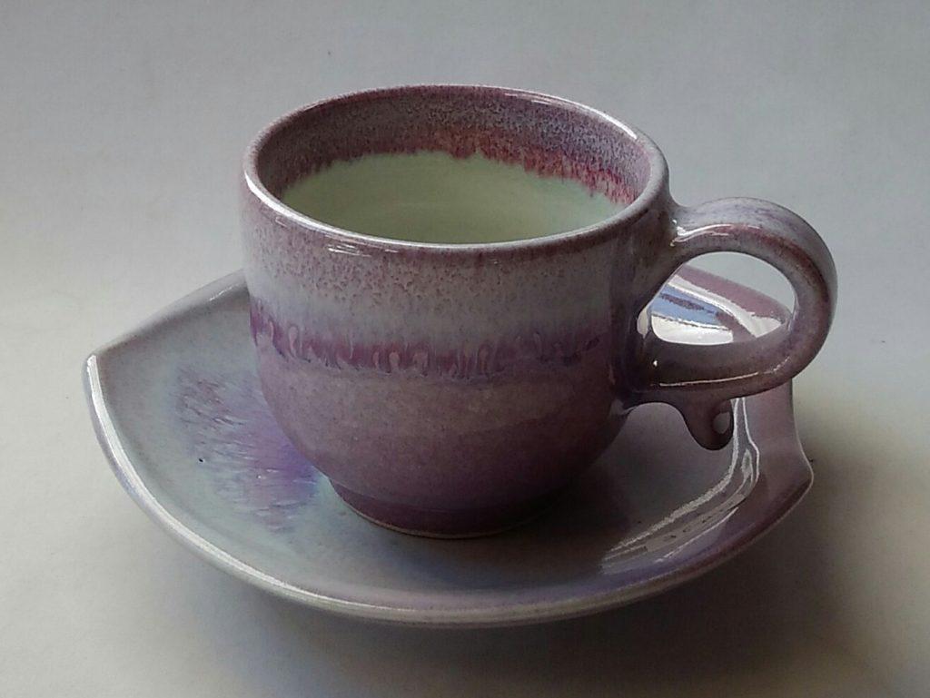 コーヒーカップアンドソーサー