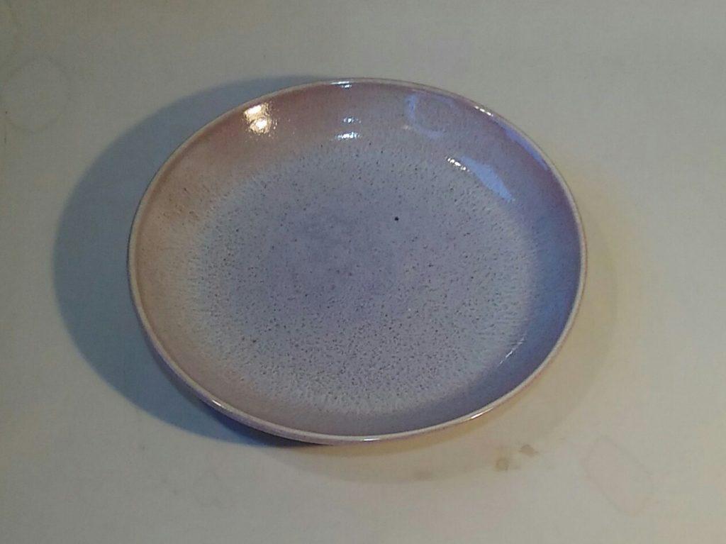 均窯釉皿です。