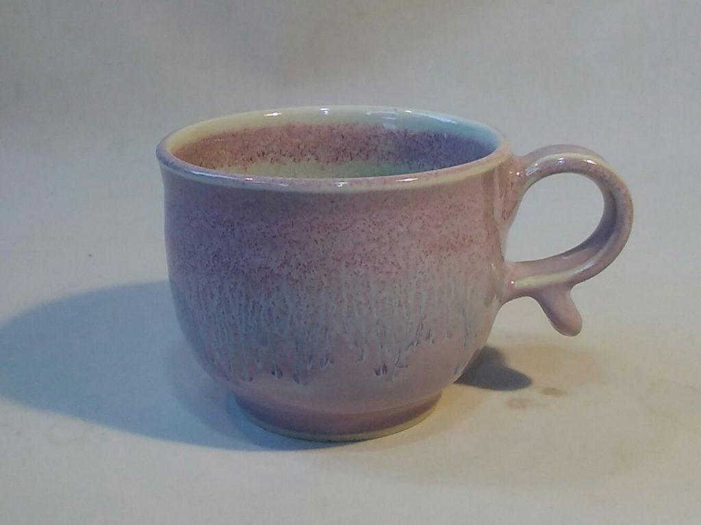 均窯マグカップです。