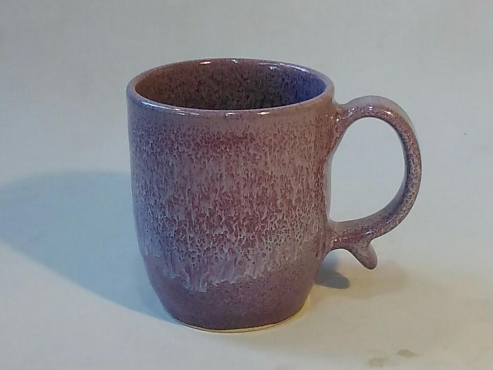 均窯釉マグカップです。