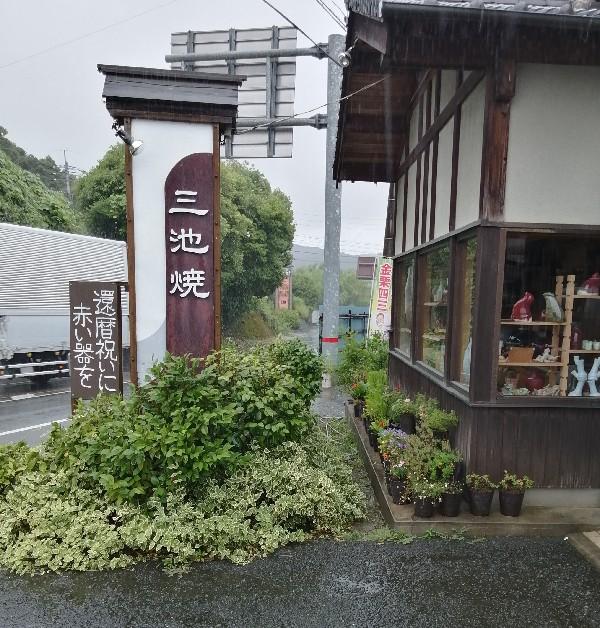 昨日梅雨入りしました。
