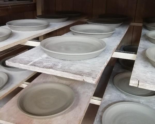 5.5寸皿です。