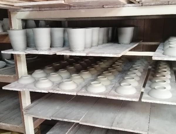 焼酎カップと小鉢