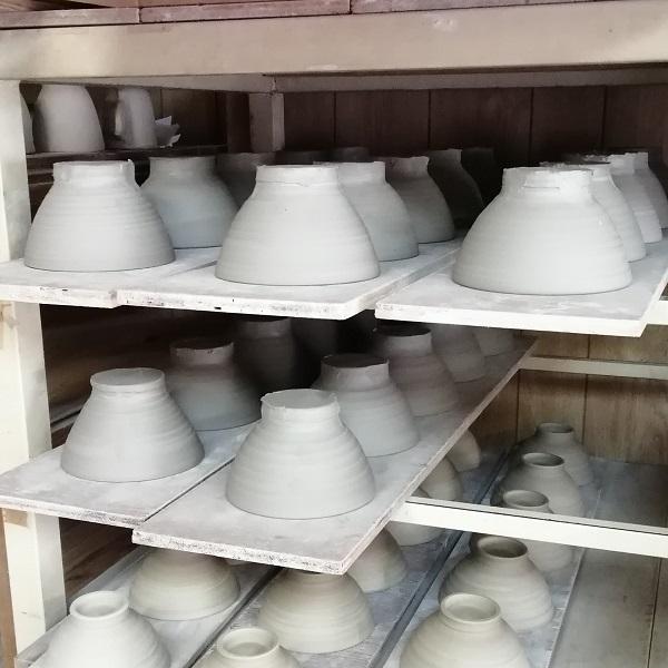 飯碗水挽き