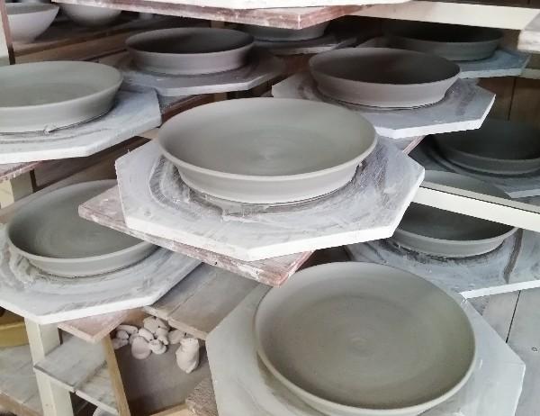 20㎝皿水挽き