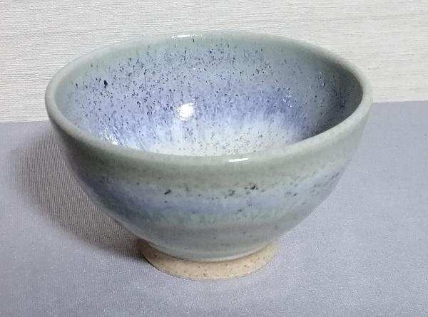 銅緑釉飯碗